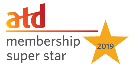 2019 ATD Membership Super Star award